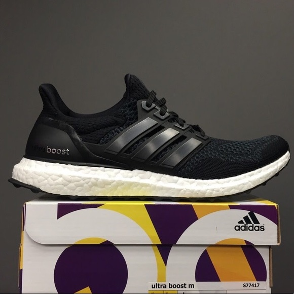 adidas Shoes - Adidas Ultra Boost 2.0 Core Black a5bed5f75